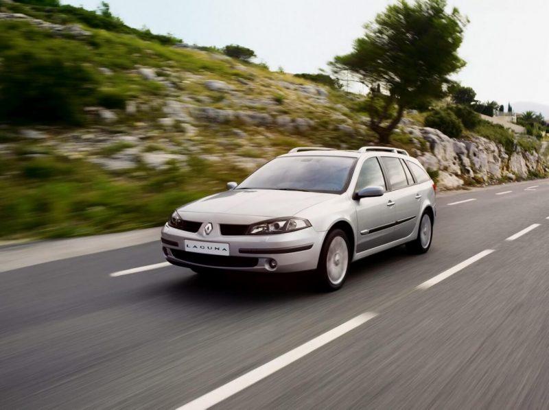 Фото Renault Laguna 2