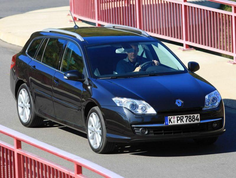 Фото авто Renault Laguna Grandtour