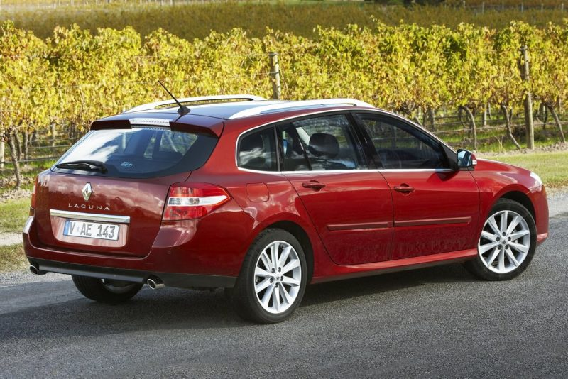 Обновленная Renault Laguna