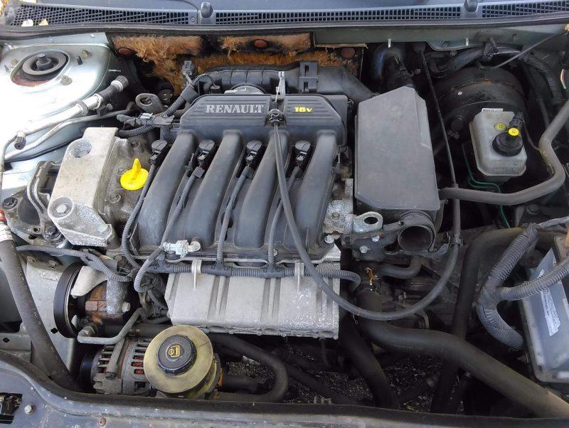 Мотор Renault Laguna I