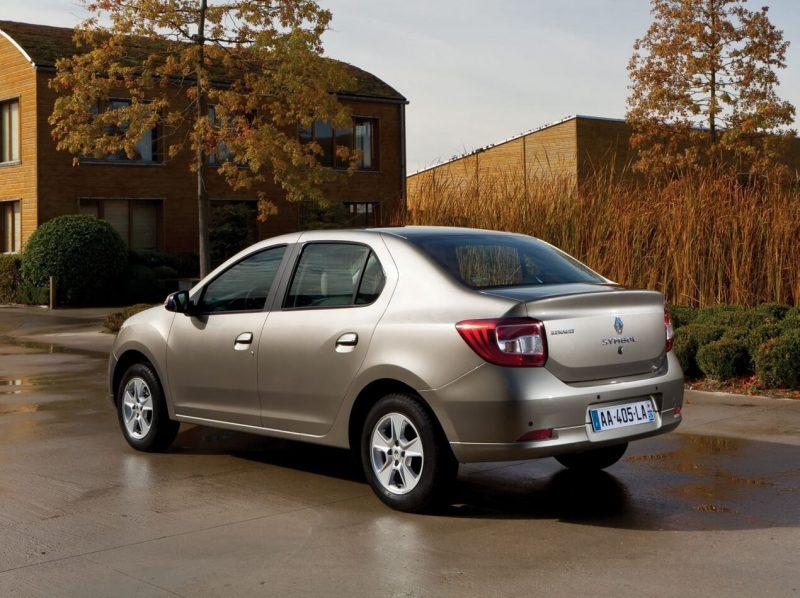 Авто Renault Symbol III