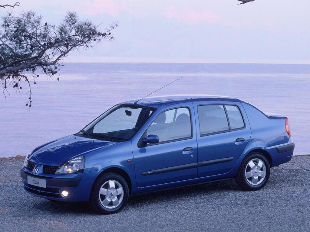 Авто Renault Symbol
