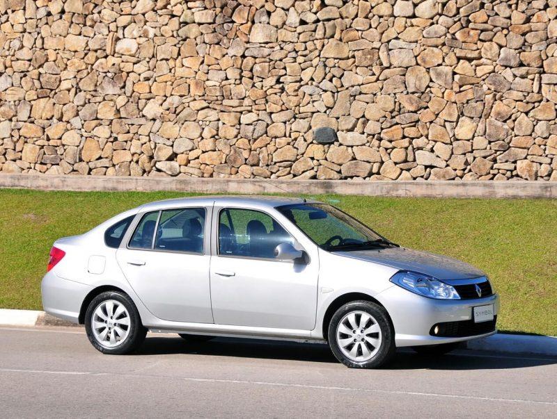 Фото Renault Symbol II