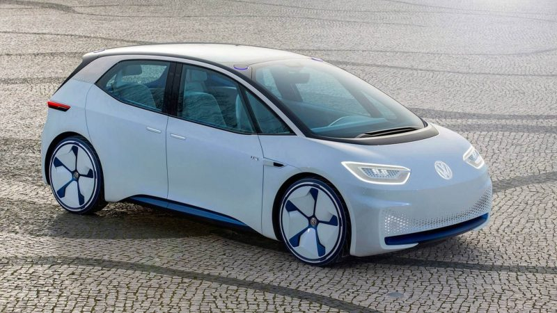 Фото Volkswagen ID.3