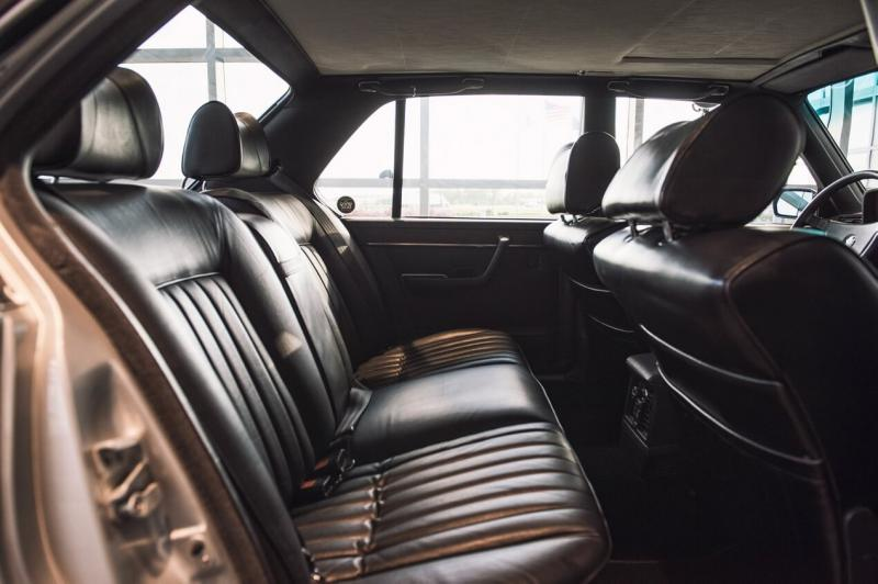 Задний диван BMW 7 Series Е23