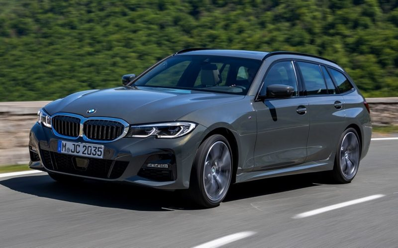 Фото BMW 3 Series Touring M Sport