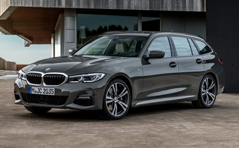 Фото авто BMW 3 Series Touring M Sport