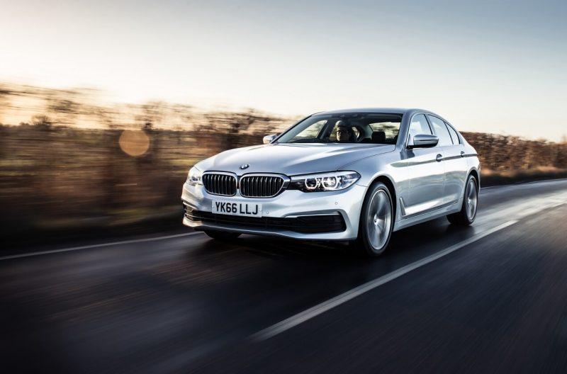 Фото авто BMW 5-Series