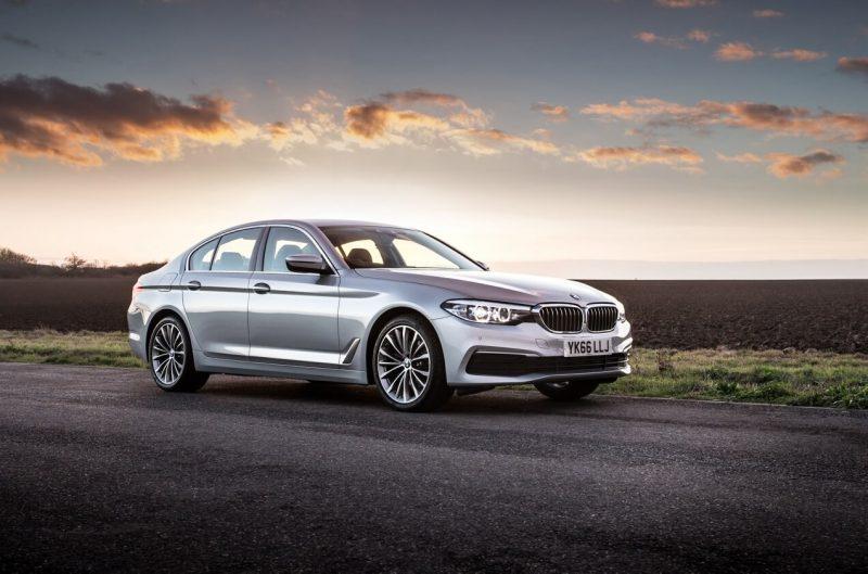 Седан BMW 5-Series