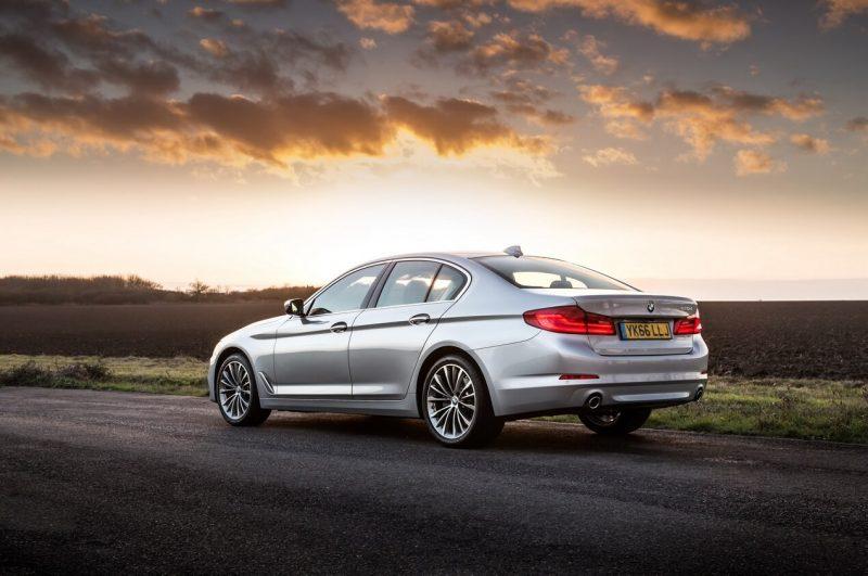 Фото седана BMW 5-Series