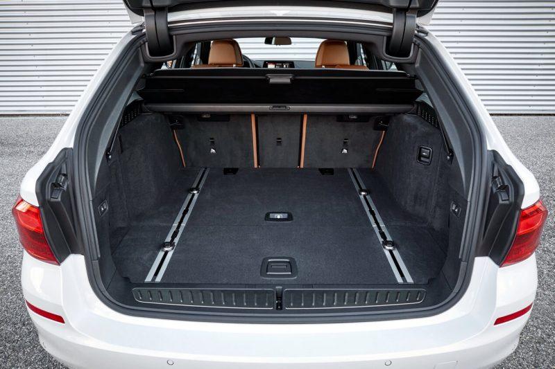 Багажник BMW 5-Series