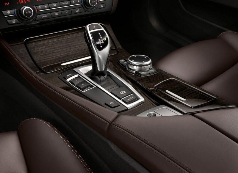 Коробка передач BMW 5 Series (F10)