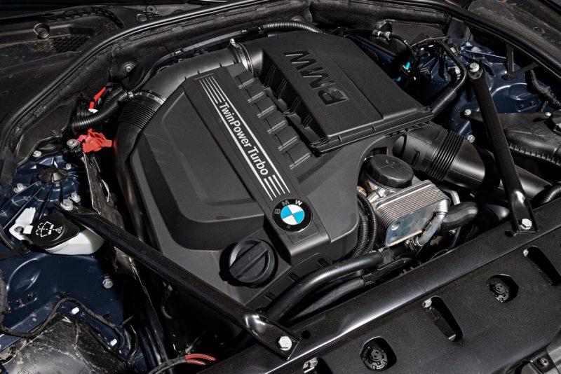 Двигатель BMW 5 Series (F10)