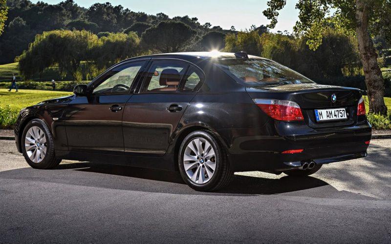 Фото BMW 5 Series E60