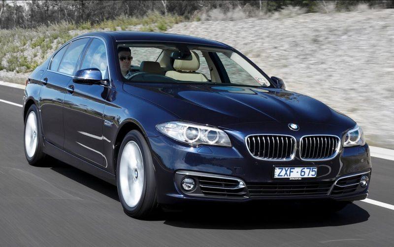Фото BMW 5 Series (F10)