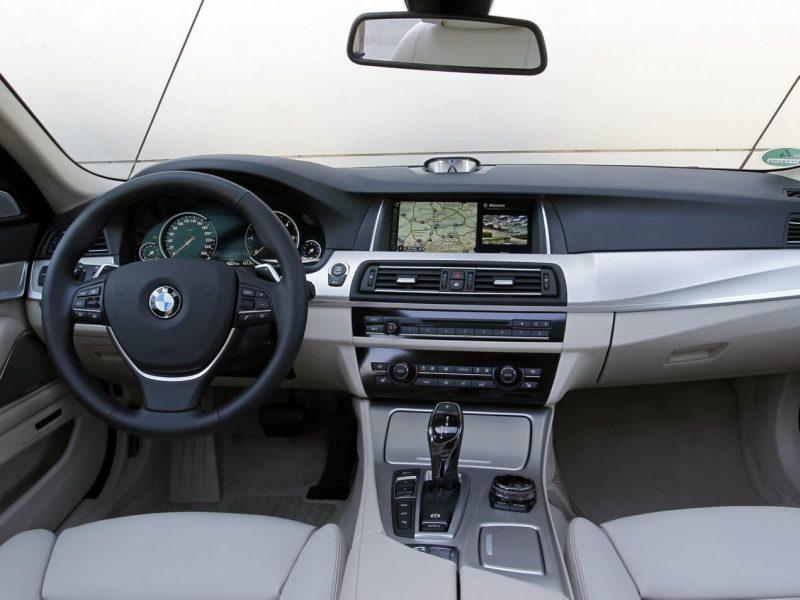BMW 5 история поколений
