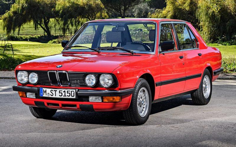 BMW 5 Series (E28)