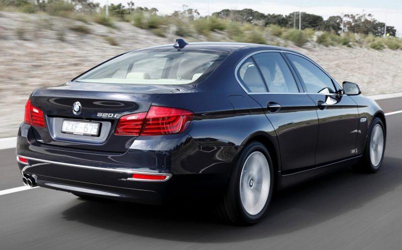 Авто BMW 5 Series (F10)