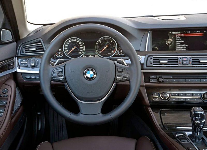 Рулевое колесо BMW 5 Series (F10)