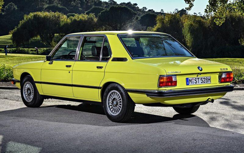 Фото BMW 5 Series (E12)