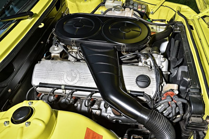 Двигатель BMW 5 Series (E12)