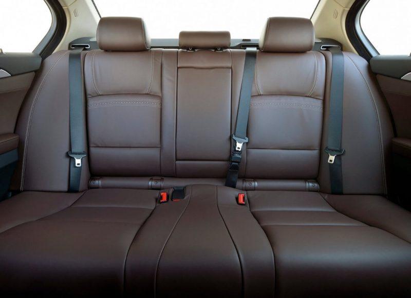 Задний диван BMW 5 Series (F10)