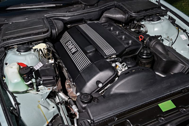 Двигатель BMW 5 Series (E39)