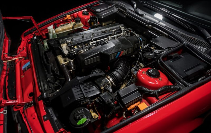 Двигатель BMW 5 Series (E34)