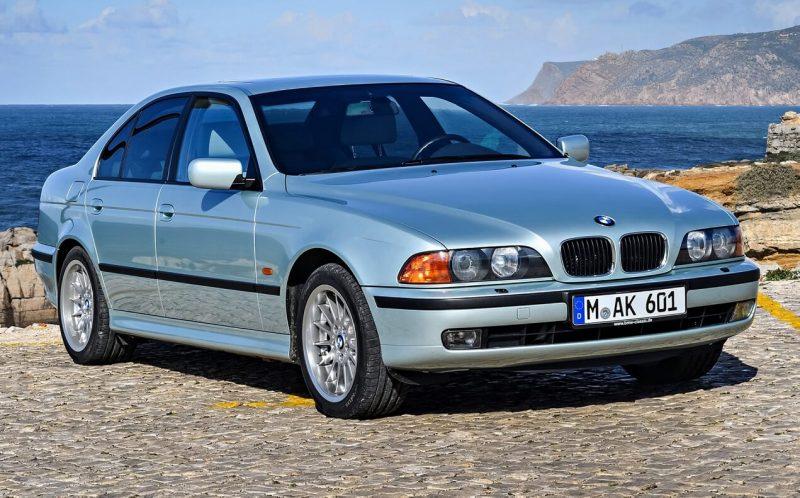 Фото BMW 5 Series (E39)