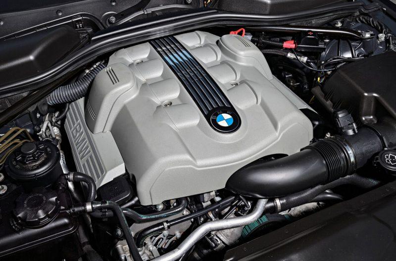 Двигатель BMW 5 Series E60