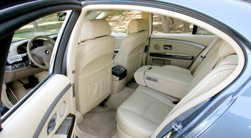 Салон BMW 7 Series Е65