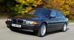 Дебют шестого поколения BMW 7-Series в кузовах G11 / G12