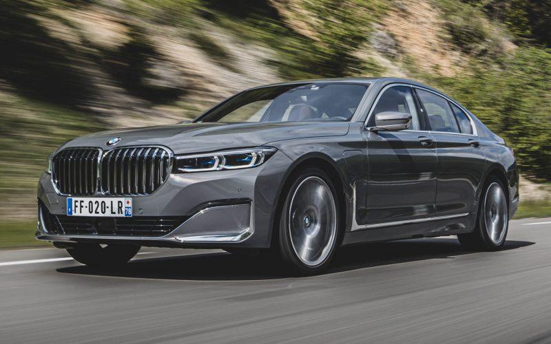 Новый BMW 7-Series 2019 - характеристики, обзор, фото, видео