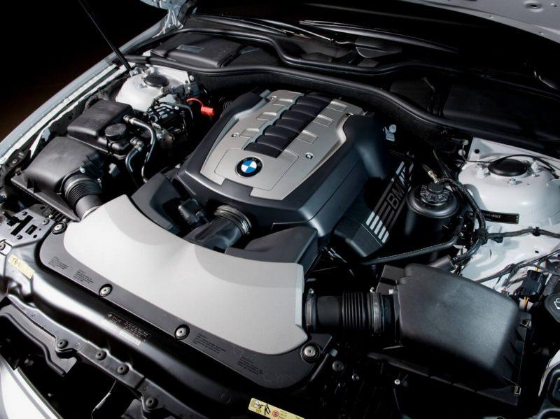 Двигатель BMW 7 Series Е65