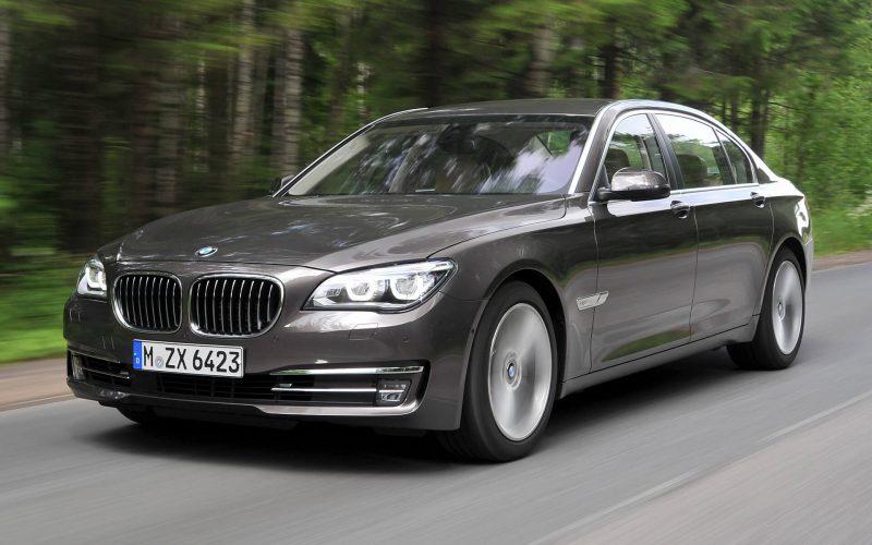 Фотография BMW 7 Series F01