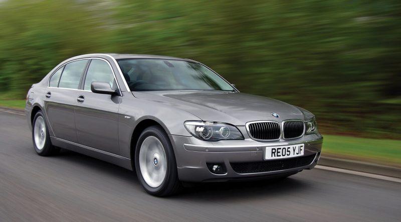 Фото авто BMW 7 Series Е65