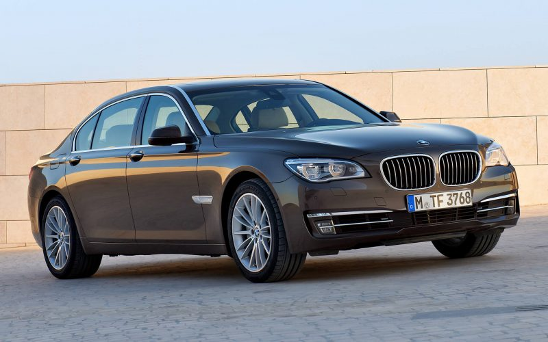 Фото BMW 7 Series F01
