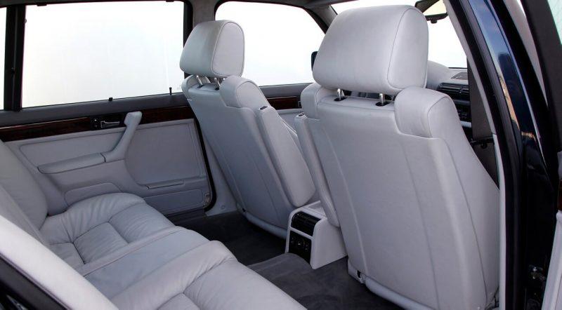 Салон BMW 7-Series E32
