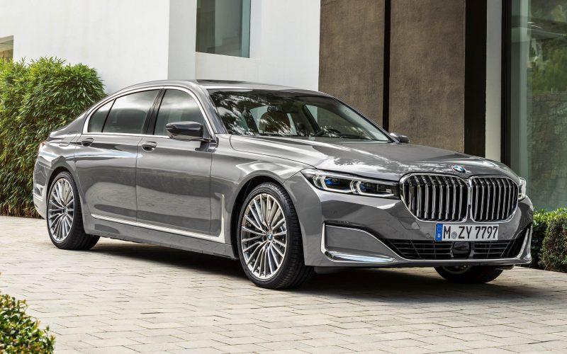 Фото BMW 7 Series (G12)