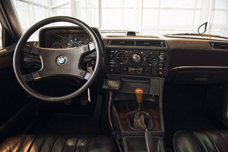 Рулевое колесо BMW 7 Series (E23)