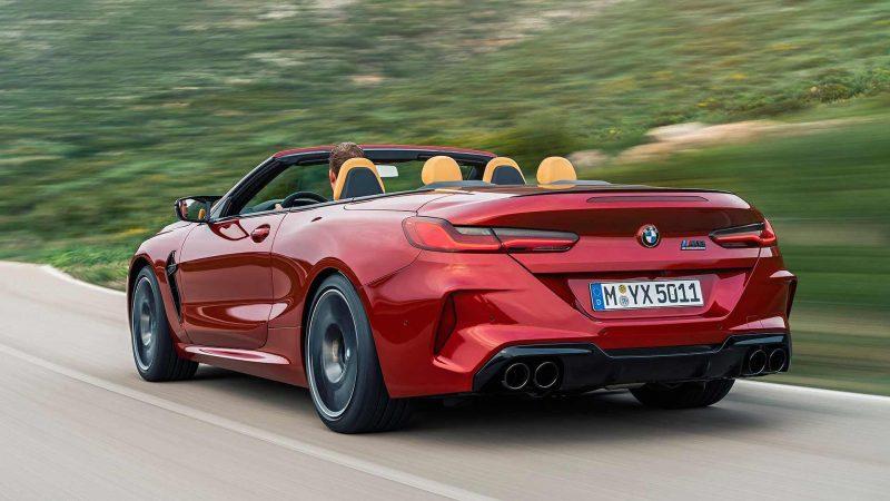Дружит со спортом: как переделали BMW M8 Coupe 2020