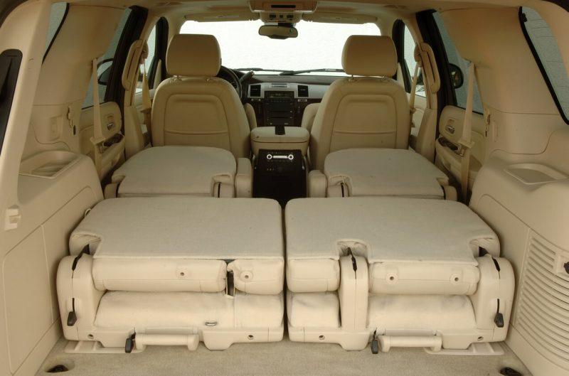 Багажник Cadillac Escalade III