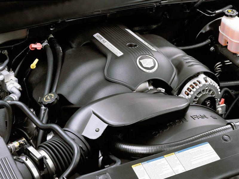 Двигатель Cadillac Escalade II