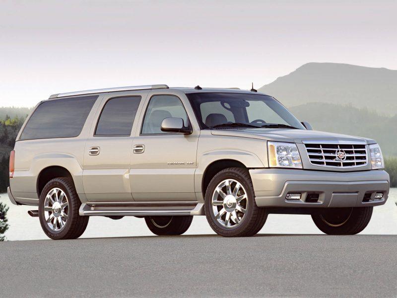 Авто Cadillac Escalade II