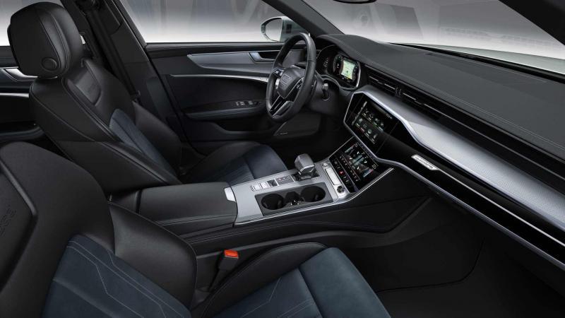 Салон Audi A6 AllRoad