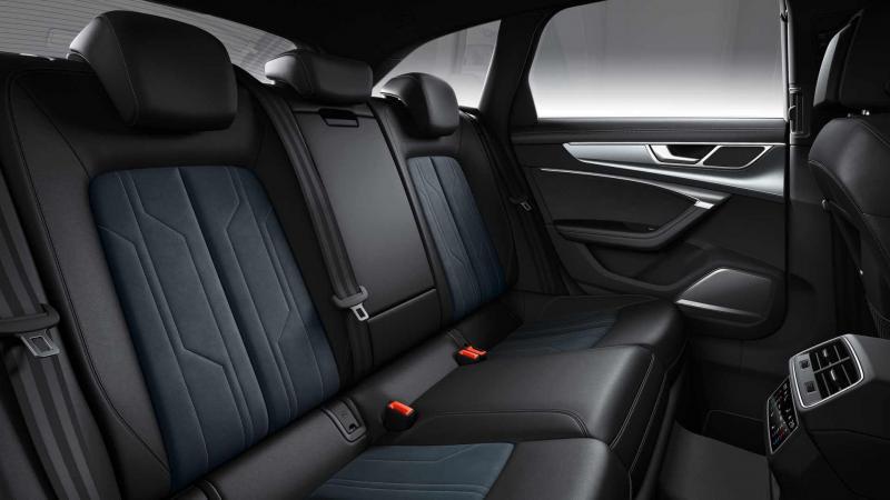 Задний диван Audi A6 AllRoad