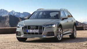 Автомобиль Audi S6