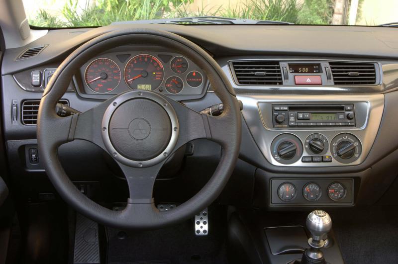 Рулевое колесо Mitsubishi Lancer Evolution