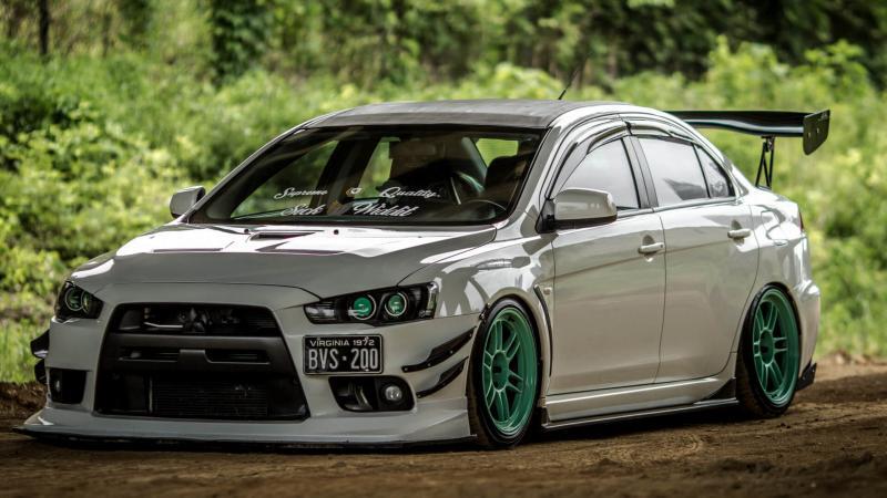 Тюнинг Mitsubishi Lancer Evolution