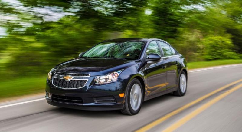 Фото Chevrolet Cruse